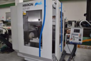 Macchine CNC o Fresatrici